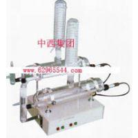 自动双重蒸馏水器 型号:ST28-ZS-200库号:M107224
