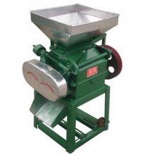 豆子专用挤扁机 快速挤扁机厂家在哪里 启航高效挤扁机