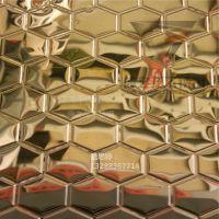 钛金压花不锈钢装饰板|304压花不锈钢镀色板|真空电镀不锈钢彩色板