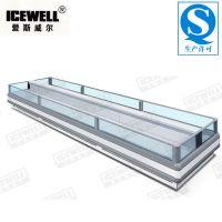 厂家代理加盟爱斯威尔商超冰柜双岛柜(WDS-20Y)