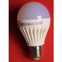 信德电子 厂家直销 D60 LED微波感应球泡灯 D60微波感应LED球泡灯