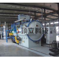 ACME/顶立科技 油淬炉 卧式双室真空气冷油淬炉