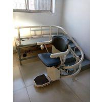 河北特供启运斜挂座椅式无障碍升降机QYXJZ015-35老年人电动升降台