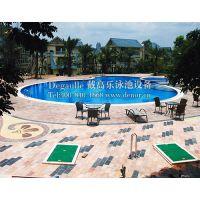 戴高乐别墅泳池设计 100%远离化学药品