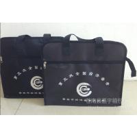 浙江厂家生产经济普查手提袋 普查文件袋 资料袋包装袋