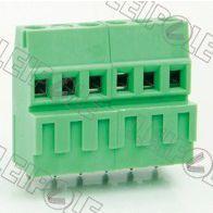 供应特供 总代理上海雷普LEIPOLE线路板端子系列-螺钉式接线端子PCB端子LP500H-5.0
