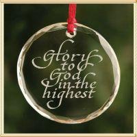 水晶圣诞挂件 玻璃片 圣诞装饰品 水晶挂件 来样定做 K
