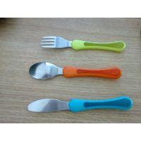 生产销售 精美创意儿童餐具 日式时尚色彩儿童餐具