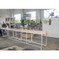 国森机械研制成功超长重组竹方料生产设备