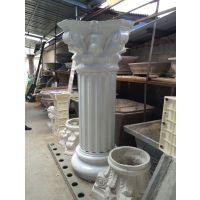 贵州六盘水市创新罗马柱模具有哪些款式?罗马柱制作方法