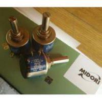 沧灿-潘永厂-供应日本MIDORI电位器PMP-S10LX