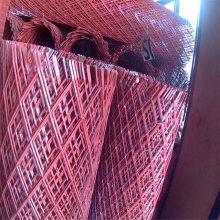 钢笆片脚手架 钢丝网和钢板网区别 钢板网图纸