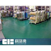 电子厂房地板、厂房车间地板、车间PVC地板