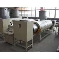 青岛枫林机械供应芝麻炒锅 芝麻连续式炒制机 芝麻滚筒烤炉