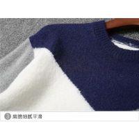 广东汕头澄海毛衣厂,3针5针7针,欧美时尚女式毛衫加工定做