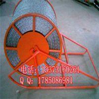 供应厂家供应电力电缆牵引绳 仿旋转电缆牵引绳