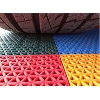 运动场专用悬浮式拼装地板 非PVC