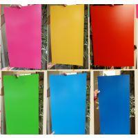 厂家直销PP片材塑料隔板 PP磨砂片材 彩色胶片