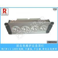 供应荣的照明ZR8920A固态免维护应急顶灯