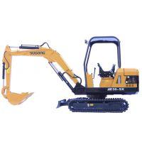 昆明小型挖掘机驭工YG30-9X云南小型挖掘机厂家直销