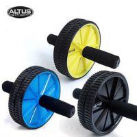 爱特斯健腹轮腹肌轮健身轮滚轮收腹轮美腹瘦腹健腹器腰部训练器