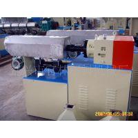 宜兴市官林镇45型优质变频控制小型PVC塑料挤出机