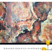 佛山厂家直销5D喷墨全抛釉FQH2007背景铺贴地面砖工程出口瓷砖