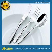百仕顿推荐儿童刀叉 不锈钢餐具  西餐具刀叉勺 新款热销 刀叉勺