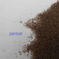 生产厂家直供棕刚玉特价金刚砂20#棕刚玉微粉抛光蜡喷砂用
