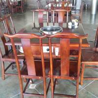 海德利厂家直销火锅桌椅网吧桌椅二手定做专业定做网吧桌椅厂家餐桌餐椅套装大理石批发代理