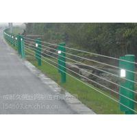 贵州公路钢丝护栏4索5索6索镀锌不易生锈