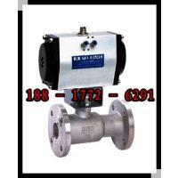 Q641M-16C气动高温球阀、气动高温法兰球阀、 耐高温蒸汽球阀