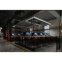 苏州专业ktv装修酒吧装修网咖装修工业风娱乐城设计