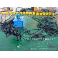 多同步大吨位液压千斤顶,一拖十六液压千斤顶电动液压泵,电动泵