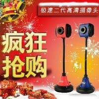 极速二代 USB免驱高清电脑摄像头 免驱带麦克风 QQ视频摄像头