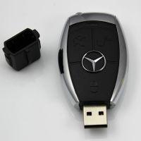 个性奔驰 宝马保时捷车礼品U盘32G 汽车钥匙优盘商务人士专用产品
