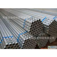 厂家直销国强热镀锌钢管无锡镀锌管生产管道镀锌钢管消防镀锌钢管