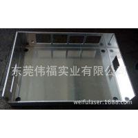 【厂家专业激光切割加工订制】0.3mm薄板铝质壳体加工