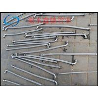 不锈钢编织金属软管进水管、金属软管、鑫驰管业