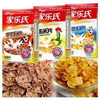 泰国原装进口家乐氏玉米片 可可玉米片 香甜玉米片150g*12盒/件