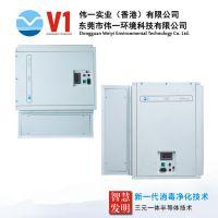中央空调空气净化器丨中央空调空气消毒机丨中央空调净化装置