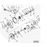 供应康明斯QSX15增压器垫片3171368气门弹簧3679551