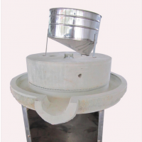 超市商用电动豆浆石磨机 米浆专用石磨 鼎达加工定制