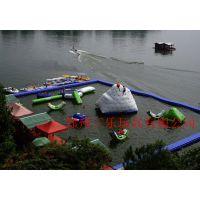 水上乐园整体方案解决专家大型支架水池水上游乐玩具定做