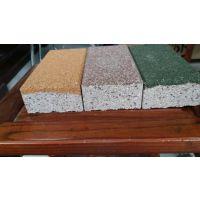 供应陶瓷颗粒透水砖、pc砖、石英砂砖