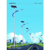 供应广西桂林市新农村建设太阳能路灯批发