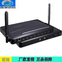 HDMI1进8出分配器 4K超高清 8路智能码流仪 HDMI码流仪卖场 中性