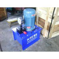 宁夏电动泵站_川汇液压机具厂_超高压力电动泵站