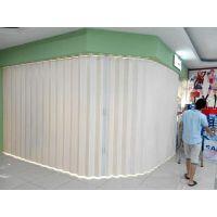 重庆PVC折叠门塑料推拉门