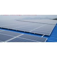 太阳能光伏支架彩钢瓦支架系统